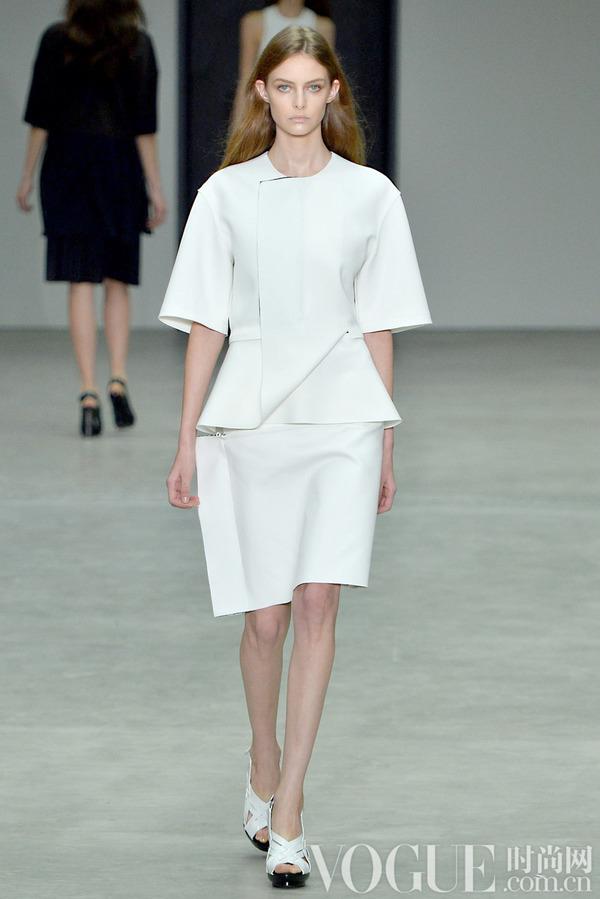 Calvin Klein Collection2014春夏时装秀