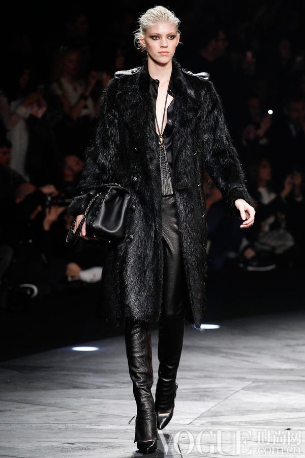 Roberto Cavalli2014秋冬时装秀