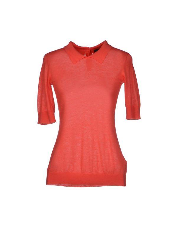 珊瑚红 EMPORIO ARMANI 套衫