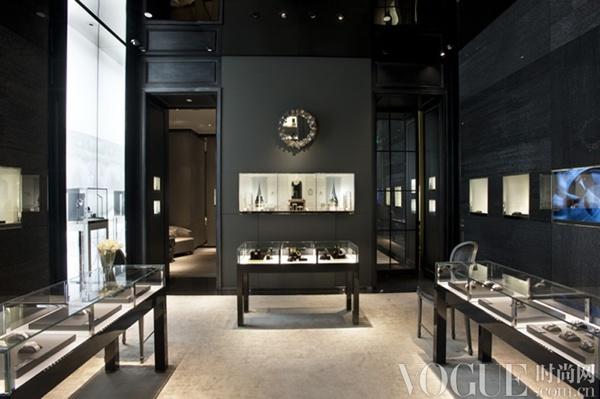 迪奥北京银泰中心高级腕表珠宝精品店全新开幕