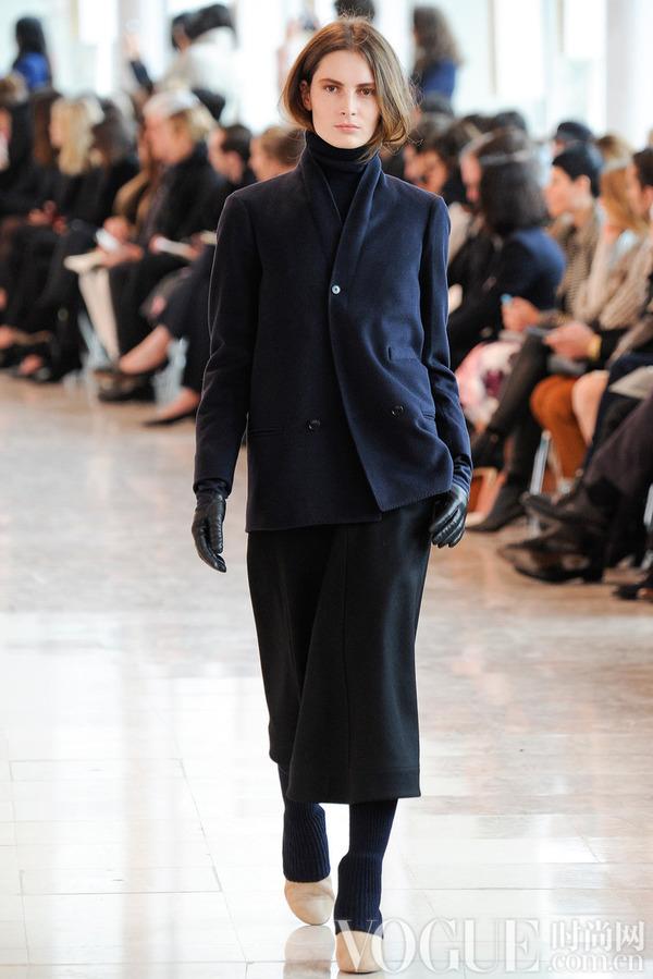 Christophe Lemaire2014秋冬时装秀