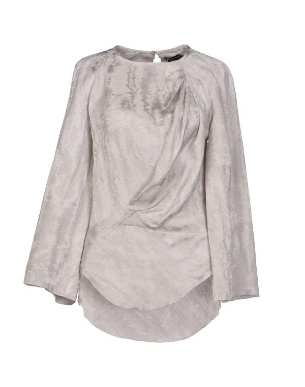 淡灰色 ISABEL MARANT 女士衬衫
