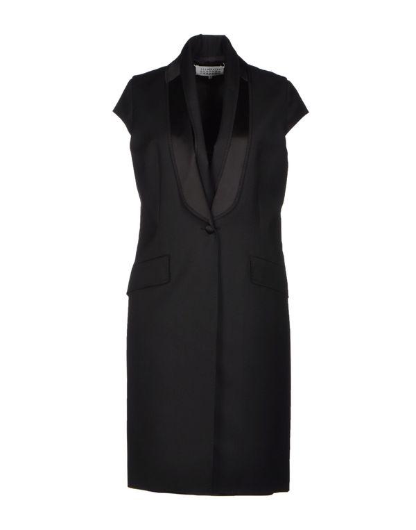 黑色 MAISON MARTIN MARGIELA 4 短款连衣裙