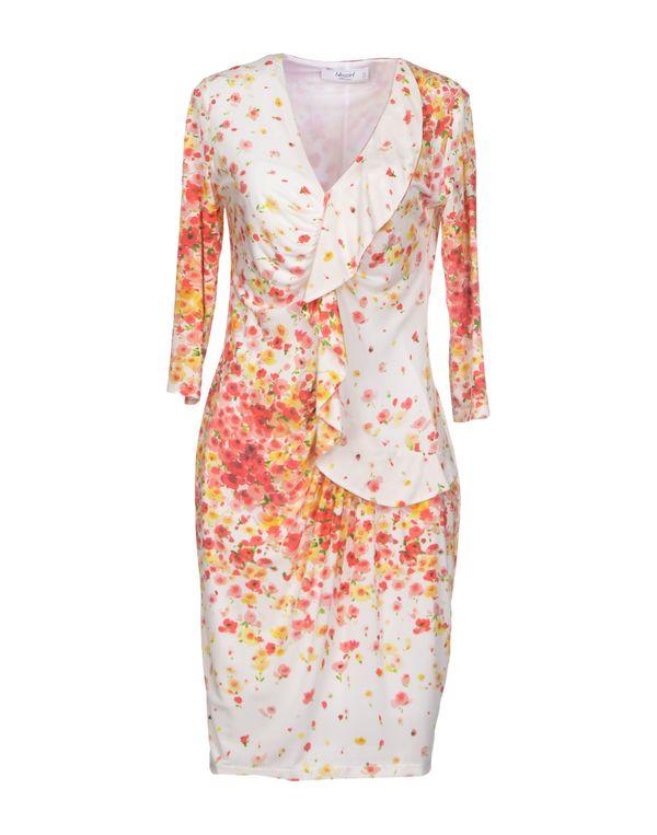 白色 BLUGIRL BLUMARINE 短款连衣裙