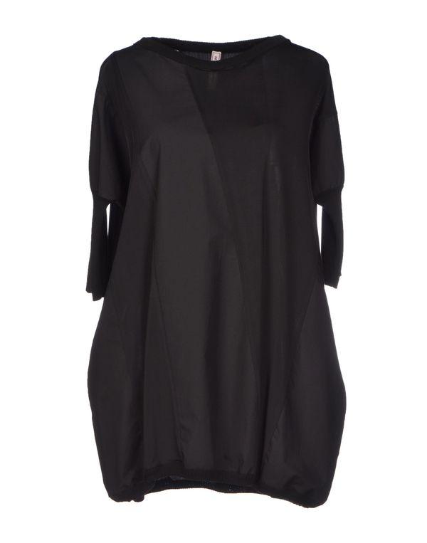 黑色 ANTONIO MARRAS 短款连衣裙