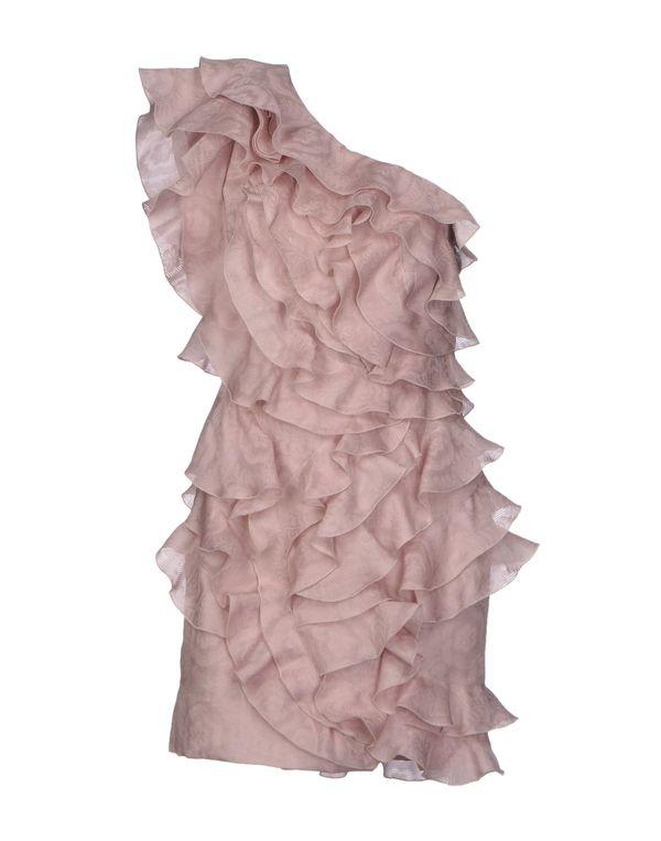 水粉红 ISABEL MARANT 短款连衣裙