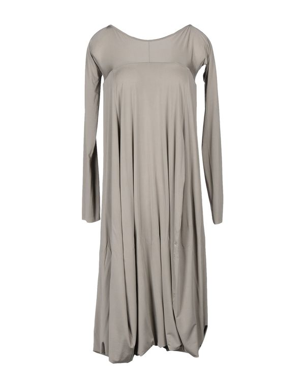 灰色 LEMURIA 长款连衣裙