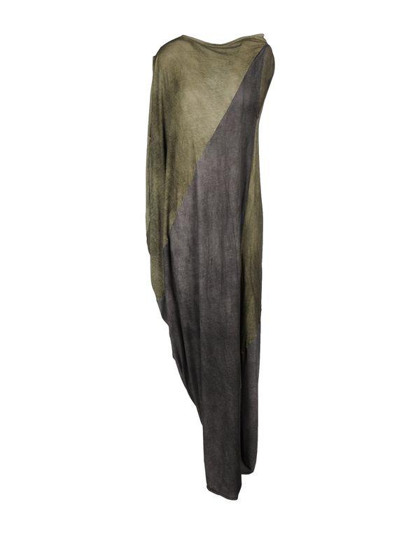 浅绿色 LEMURIA 长款连衣裙