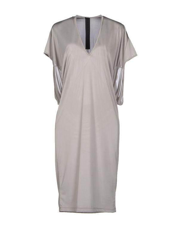 淡灰色 GARETH PUGH 及膝连衣裙