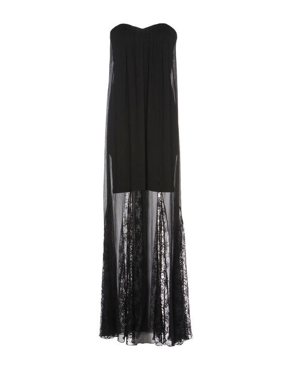 黑色 ALICE+OLIVIA 长款连衣裙