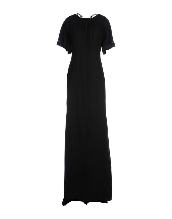 黑色 ROBERTO CAVALLI 长款连衣裙