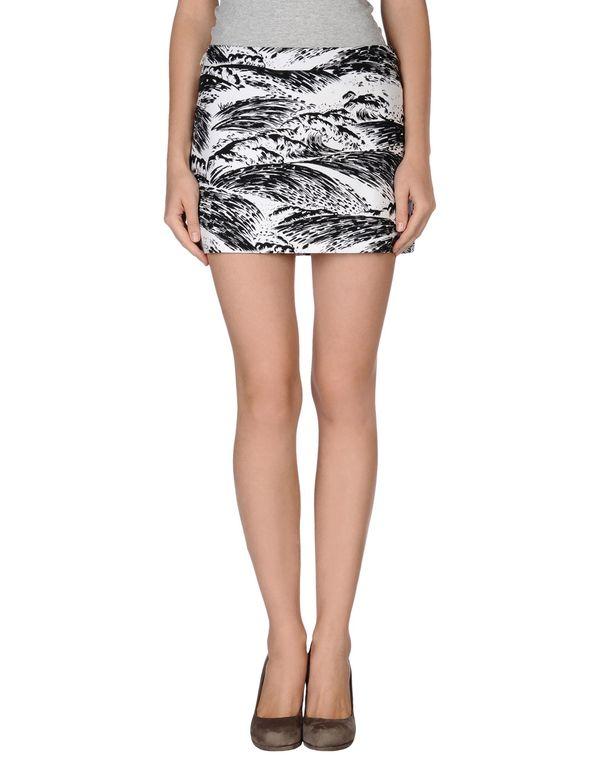 黑色 KENZO 超短裙