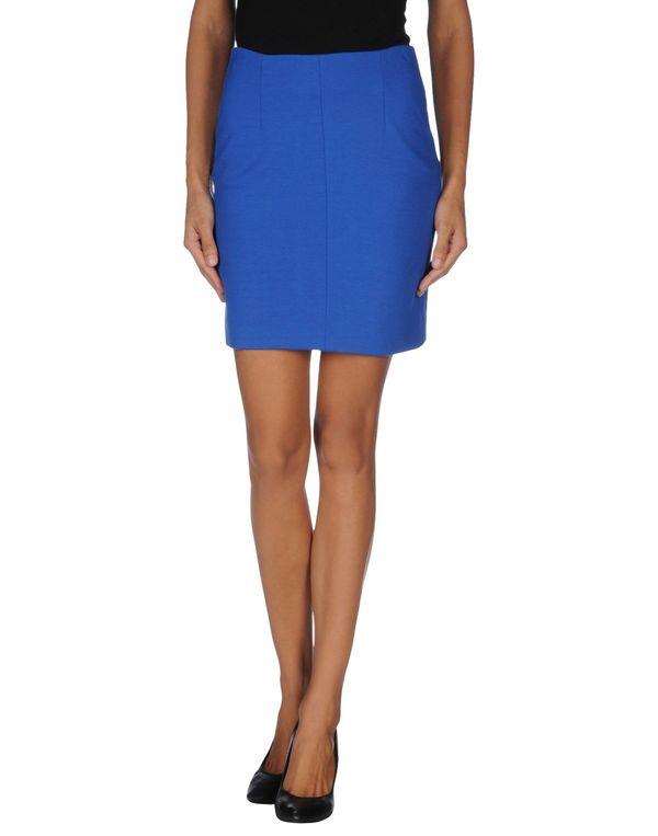 蓝色 SONIA BY SONIA RYKIEL 及膝半裙