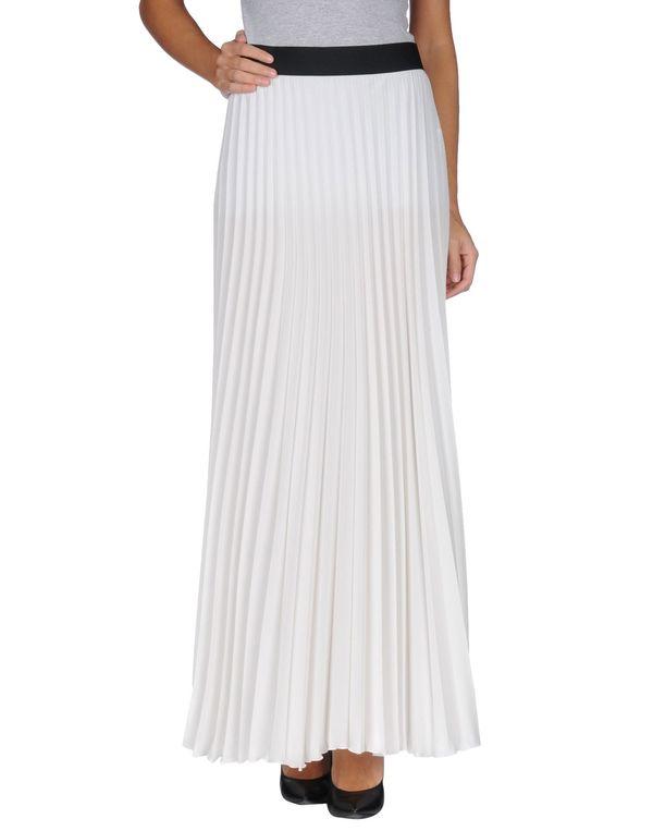 白色 P.A.R.O.S.H. 长裙