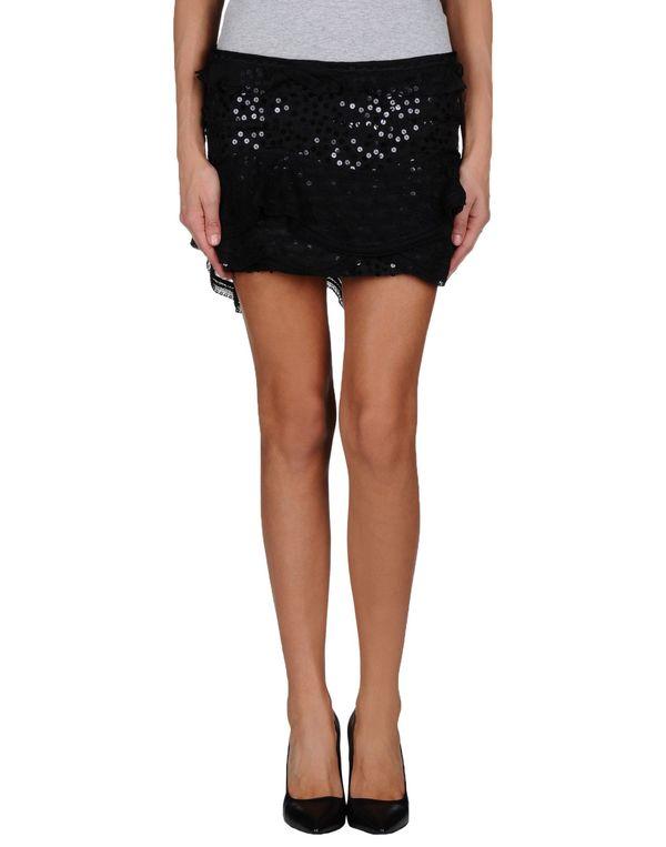 黑色 ISABEL MARANT 超短裙