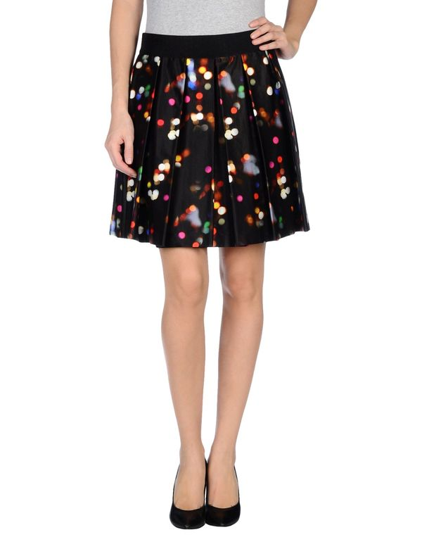 黑色 MILLY 超短裙