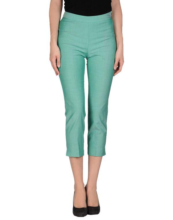 绿色 PAUL SMITH 裤装