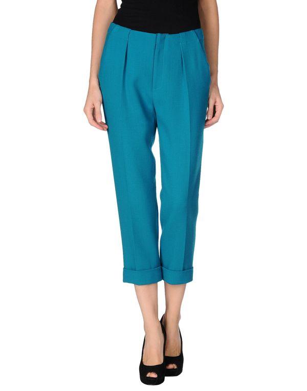 孔雀绿 ROLAND MOURET 裤装