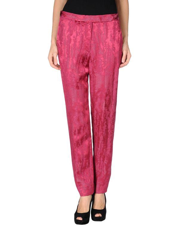 石榴红 ISABEL MARANT 裤装