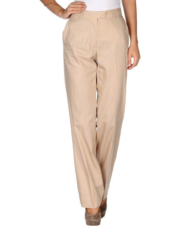 沙色 MAISON MARTIN MARGIELA 4 裤装