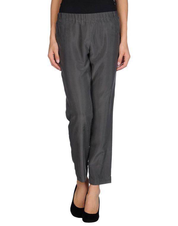 铅灰色 P.A.R.O.S.H. 裤装