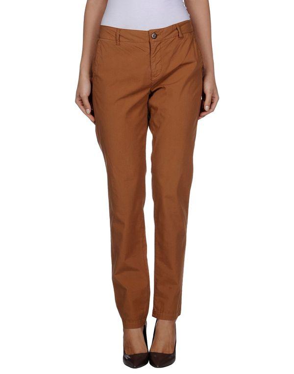 棕色 PEUTEREY 裤装