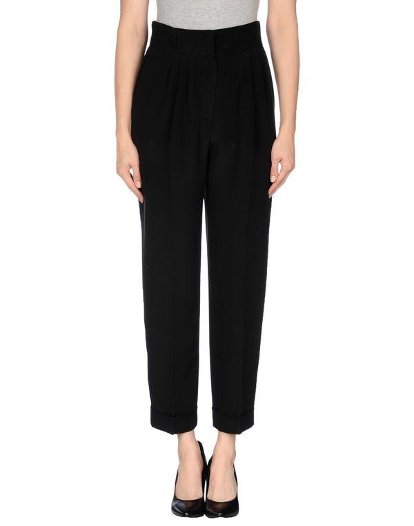 黑色 BLUMARINE 裤装