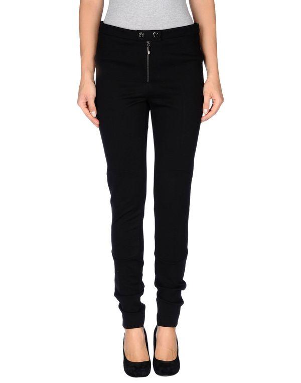 黑色 MONCLER 裤装