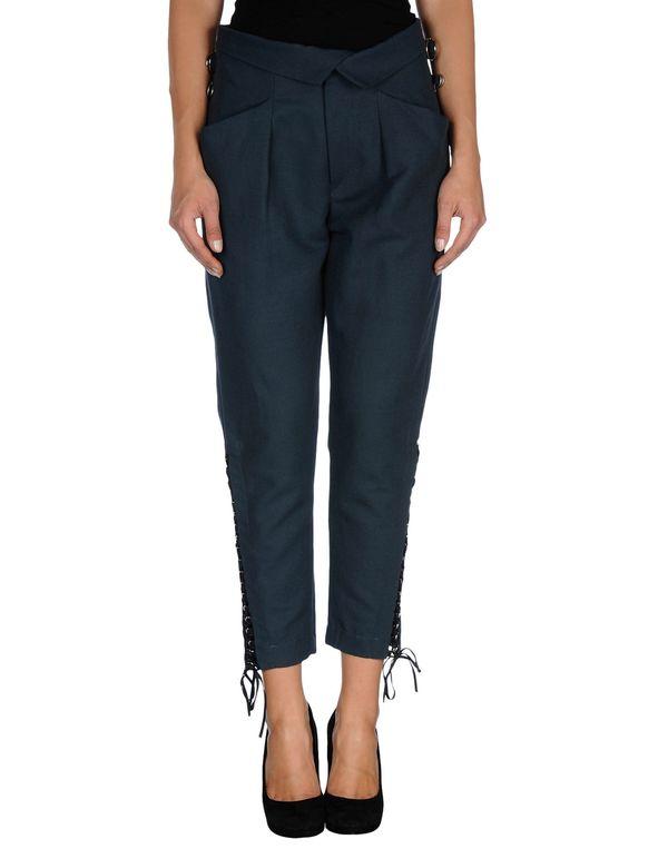 石青色 ISABEL MARANT 裤装