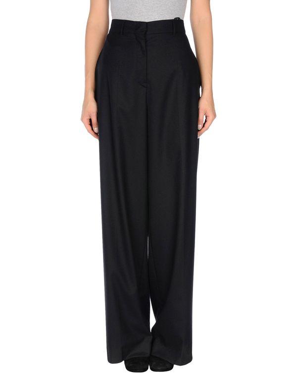 黑色 JIL SANDER 裤装