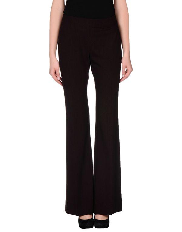 深棕色 PIAZZA SEMPIONE 裤装