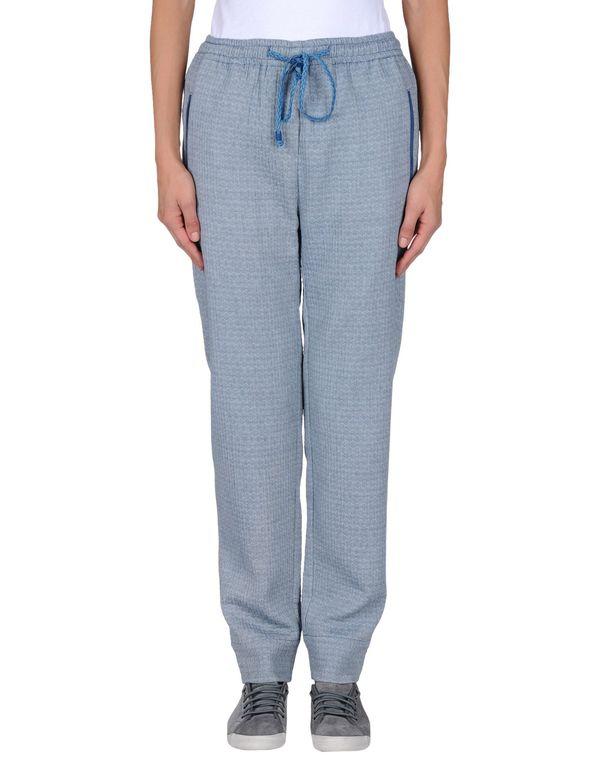蓝色 SESSUN 裤装