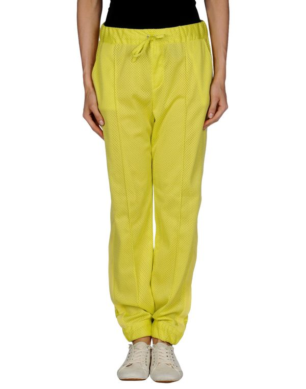 黄色 MSGM 裤装