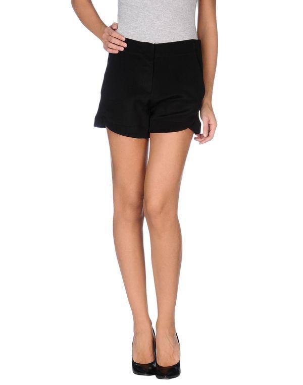 黑色 THEORY 短裤