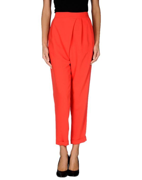 红色 P.A.R.O.S.H. 裤装