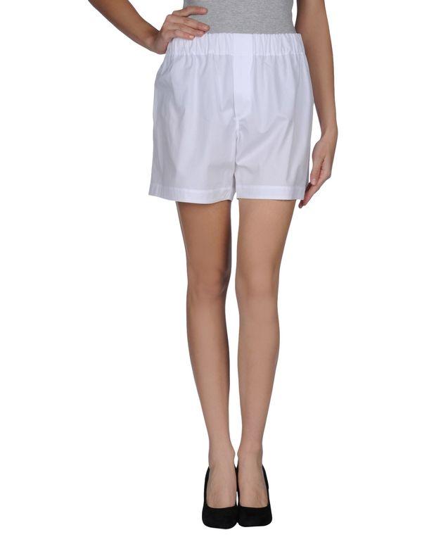 白色 N° 21 短裤