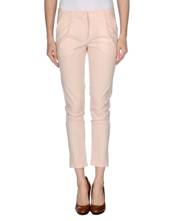 浅粉色 GOLD CASE 裤装