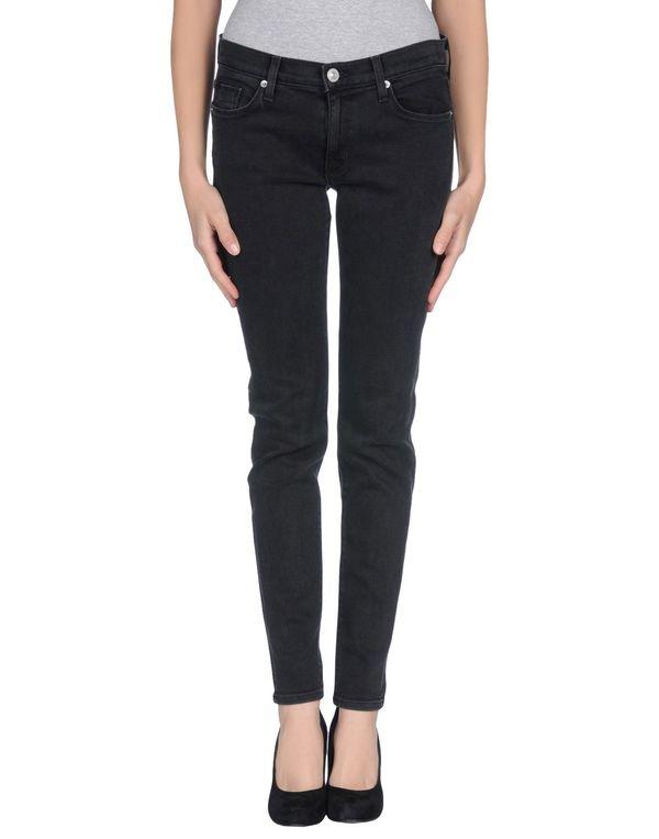 黑色 DOLCE & GABBANA 裤装