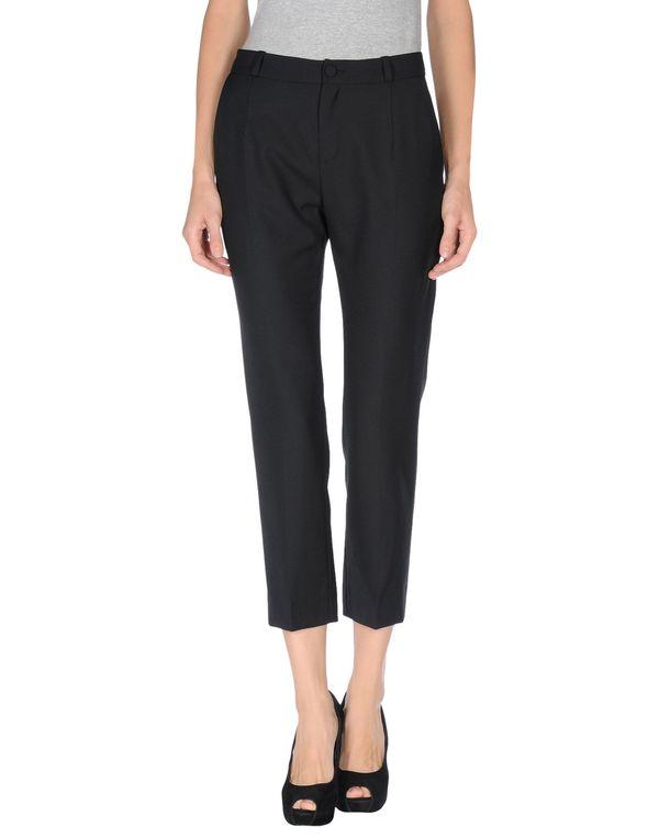 黑色 BOUCHRA JARRAR 裤装