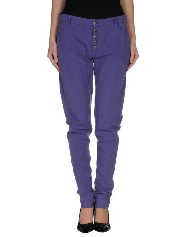 紫色 PATRIZIA PEPE 裤装