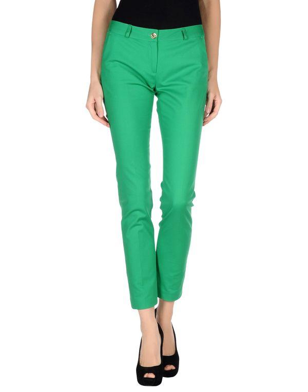 绿色 MICHAEL MICHAEL KORS 裤装