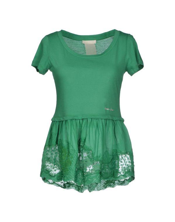 绿色 SCERVINO STREET T-shirt