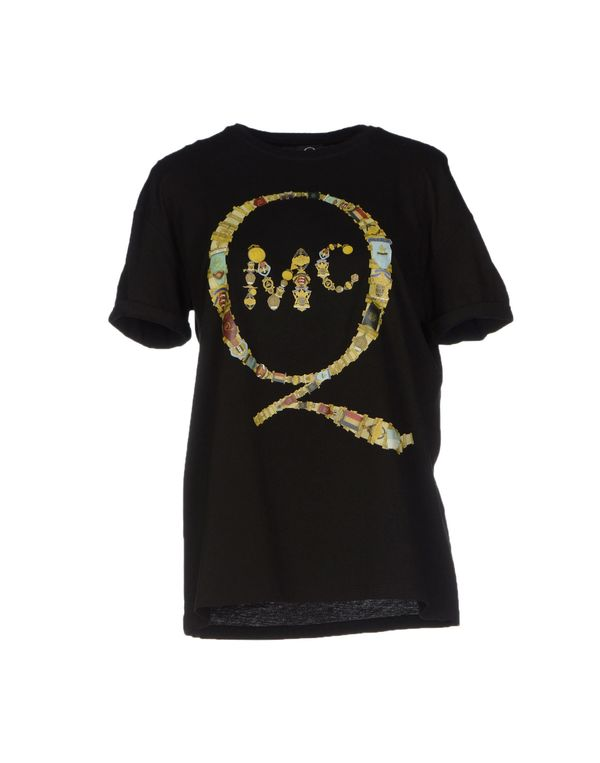 黑色 MCQ ALEXANDER MCQUEEN T-shirt