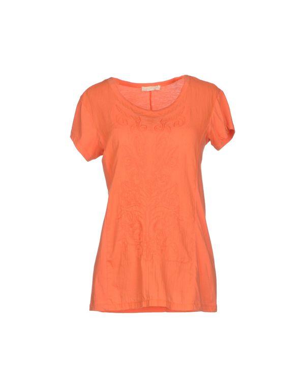 橙色 SCERVINO STREET T-shirt