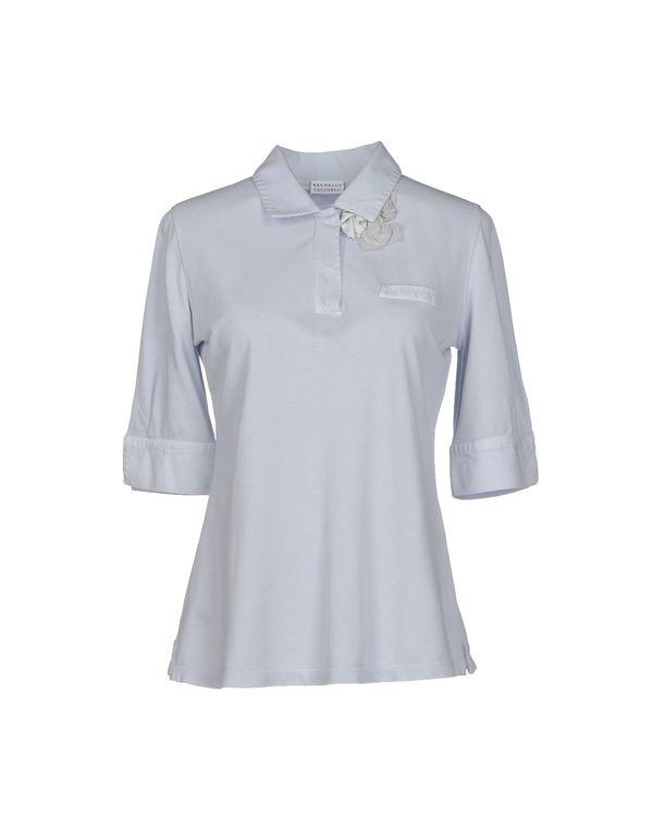 淡灰色 BRUNELLO CUCINELLI Polo衫