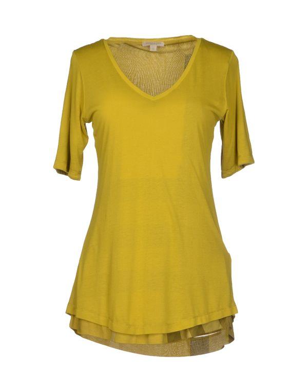 荧光绿 BURBERRY BRIT T-shirt
