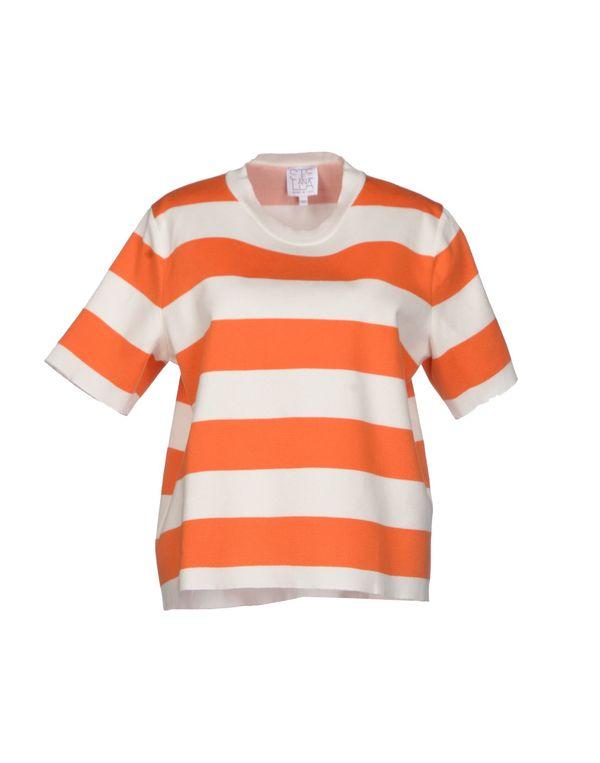 橙色 STELLA JEAN 套衫
