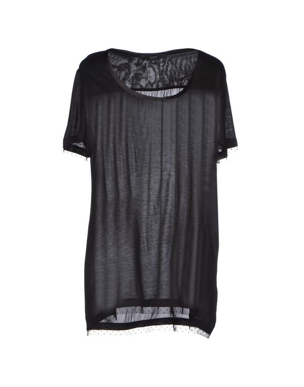 黑色 GUCCI T-shirt