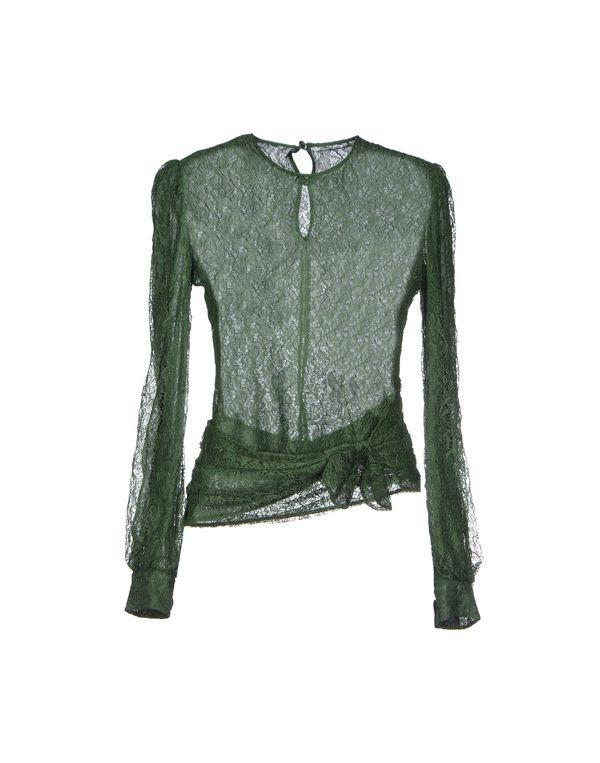 绿色 REDVALENTINO 女士衬衫