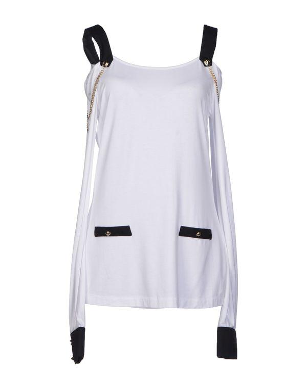 白色 WHO*S WHO T-shirt